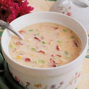 Bacon Corn Chowder Recipe