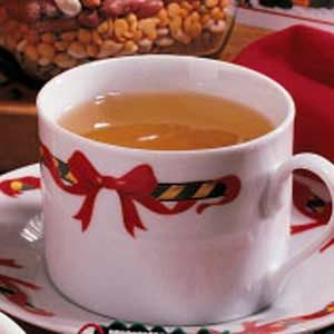 Hot Spiced Beverage Recipe