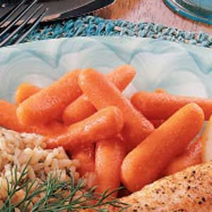 Honey-Glazed Carrots