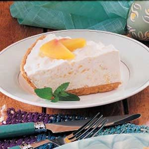 Peach Mallow Pie Recipe
