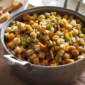 Sweet Potato Stuffing Recipe