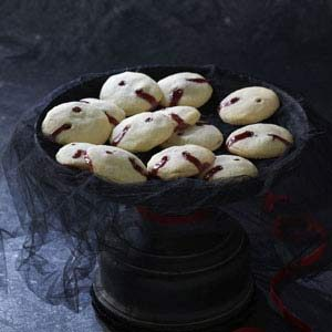 Kiss from a Vampire Cookies Recipe