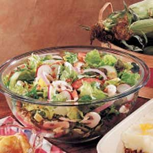 Colorful Garden Salad Recipe