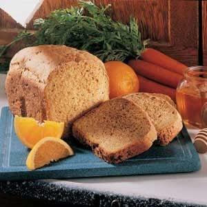 Tarragon Carrot Bread Recipe