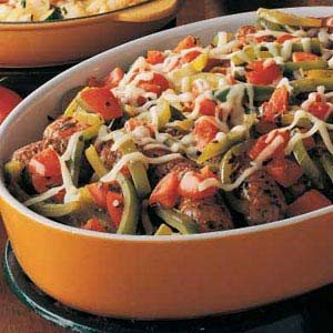 Ratatouille with Sausage Recipe