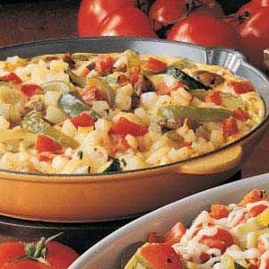 Ratatouille Frittata Recipe