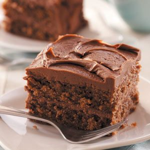 Delicate Chocolate Cake Recipe