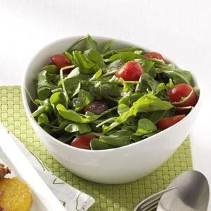 Balsamic Arugula Salad Recipe