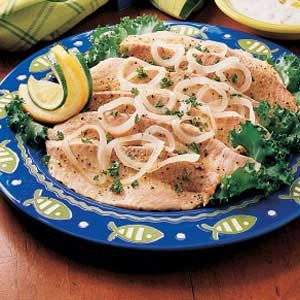 Linda's Lemon Fish Recipe