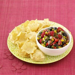 Triple Berry Salsa