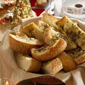 Snappy Garlic Bread Recipe