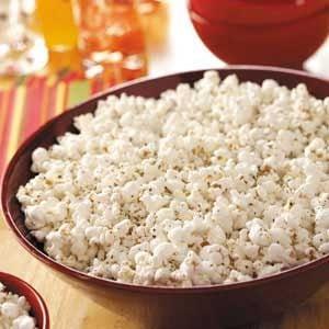 Pizza Popcorn Recipe