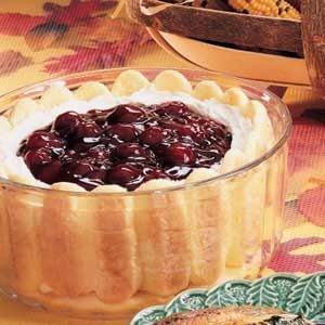 Ladyfinger Trifle Recipe
