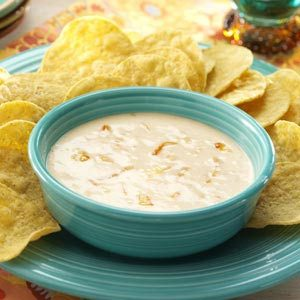 Southwestern Orange Dip Recipe