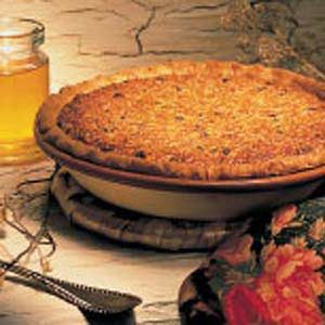 Old-Fashioned Oatmeal Pie Recipe