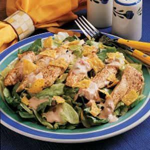 Ranch Chicken Salad Recipe