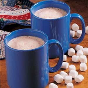 Fluffy Hot Chocolate Recipe