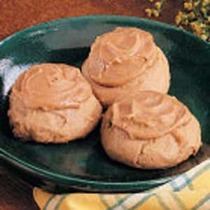 Frosted Maple Cookies Recipe