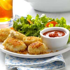 Parmesan Chicken Nuggets Recipe