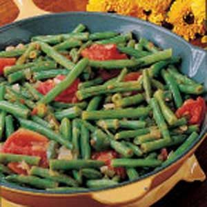 Spanish String Beans Recipe