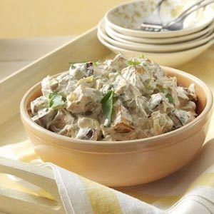 Smoky Spanish Potato Salad Recipe