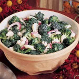 Quick Make Ahead Vegetable Salad Recipe