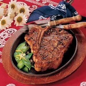 Sesame Steaks Recipe