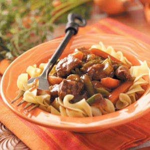 Slow-Cooked Stew Recipe