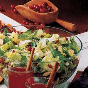 Holiday Green Salad Recipe
