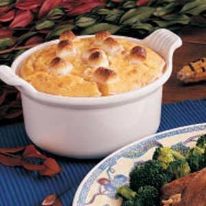 Sweet Potato Souffles Recipe