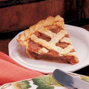 Mock Apple Pie Recipe