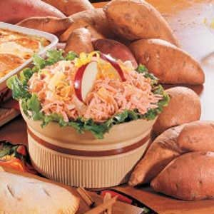 Sweet Potato Slaw Recipe
