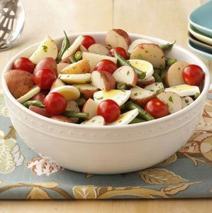 Garden Fresh Potato Salad Recipe