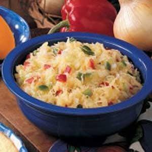 Spaghetti Squash Salad Recipe