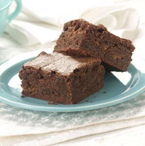 Caramel Toffee Brownies Recipe