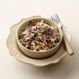 Blue Cheese Slaw Recipe