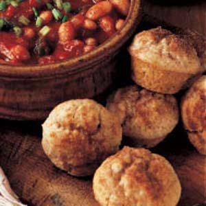 Cinnamon Mini-Muffins Recipe