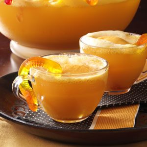 Wormy Orange Punch Recipe