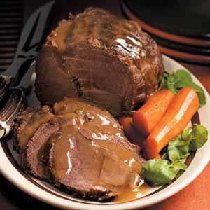 Country-Style Pot Roast Recipe