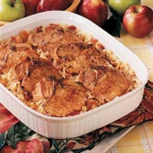 Sauerkraut and Pork Chops Recipe