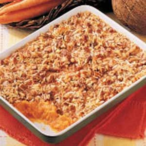 Baked Carrot Casserole Recipe