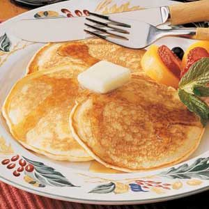 Maple Pancakes Recipe