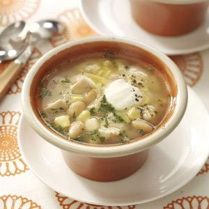 Flavorful White Chicken Chili Recipe