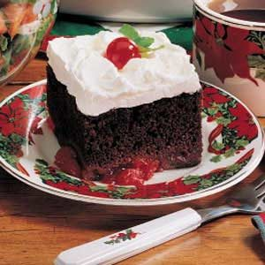 Easy Black Forest Torte Recipe