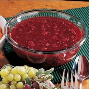 Cran-Raspberry Gelatin Recipe