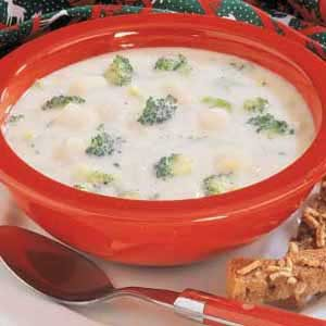 Broccoli Potato Soup Recipe