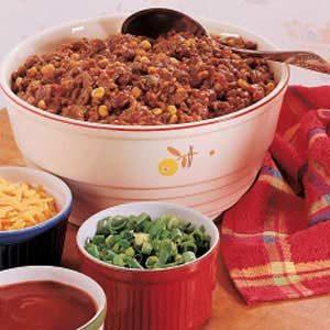 Taco Stovetop Supper Recipe