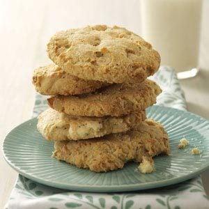 Lemon Cornmeal Cookies Recipe photo by Taste of Home