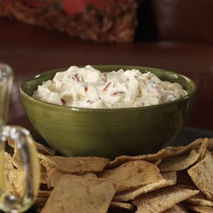 Red Pepper & Feta Dip Recipe