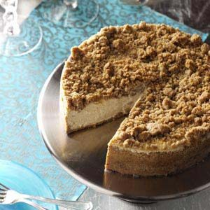 Apple Brandy Cheesecake Recipe